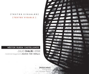 """Textos Visuales"" en la Alianza Francesa de Bucaramanga"