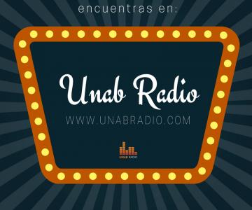Las canciones que te gustan suenan en www.unabradio.com